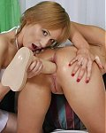 sweet girls enjoy extreme anal fisting